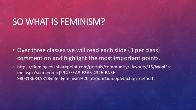 G10 feminism