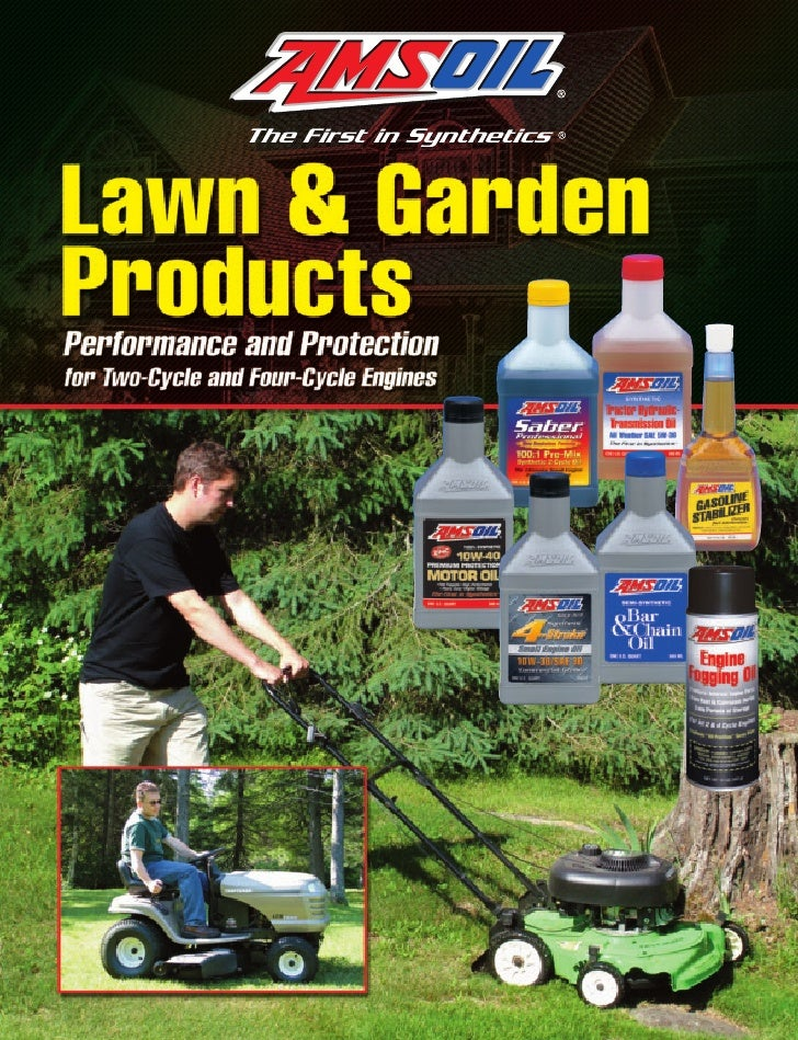 Four-Cycle Applications                                                  is often difficult or infrequent. AMSOIL For-     ...