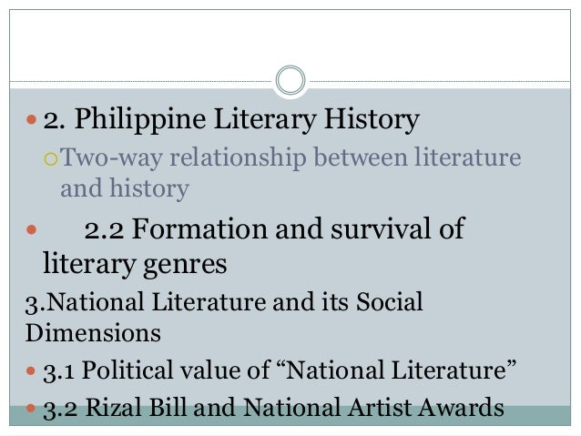 G12 21st century literature list of topics