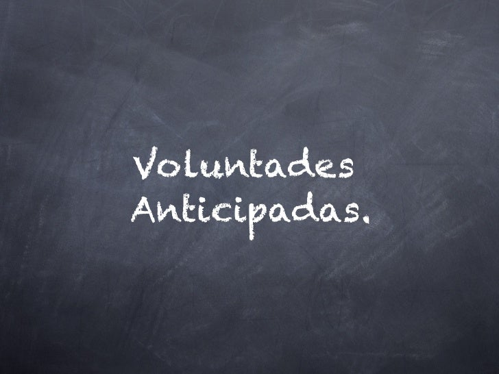 VoluntadesAnticipadas.