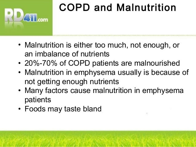 Chapter 16 - G-1368 COPD Nutritional Management ppt