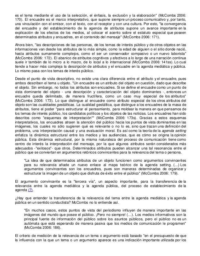 Perfecto Diferencia Entre El Establecimiento De La Agenda Y El ...