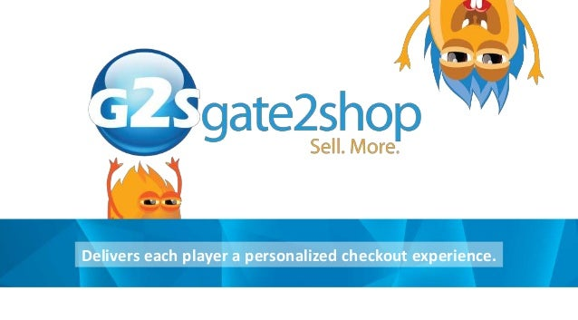Delivers each player a personalized checkout experience.