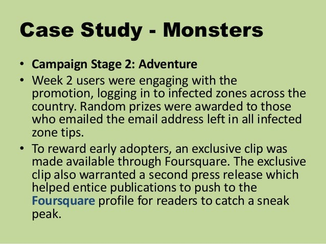 an analysis of the story about linates and a monster Interesting to compare this fictive piece with the contemporary true story of dax cowart (see annotation of video, please let me die) miscellaneous first published: 1899, in the monster and other stories.