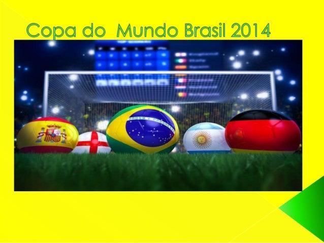  O cenário de referência adotado  neste estudo aponta que a Copa do  Mundo de 2014 vai produzir um  efeito cascata sur...