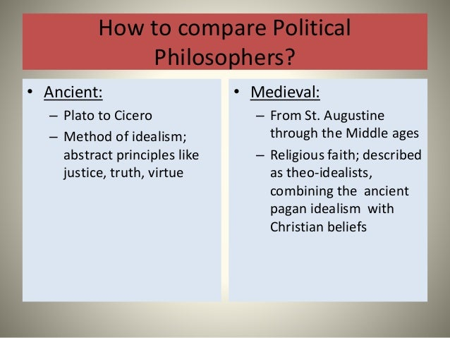 The role of virtue in politics in the works of cicero and machiavelli