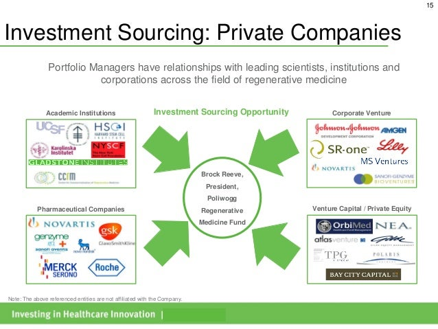 private equity investment and healthcare