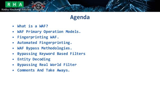 Garage4Hackers Ranchoddas Webcast Series - Bypassing Modern