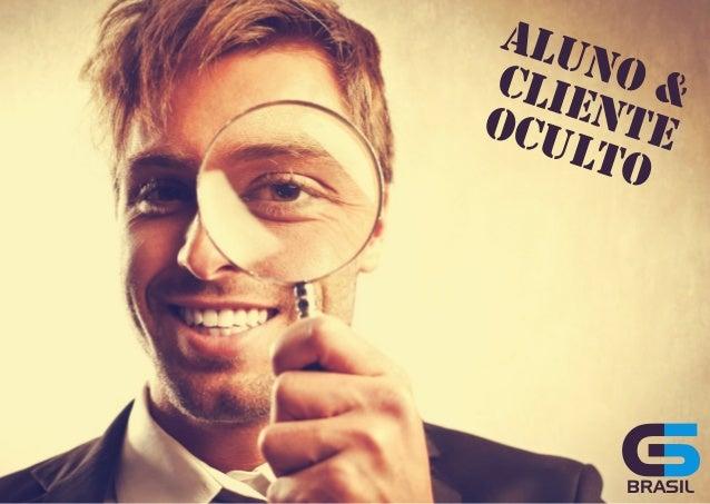 ALUNO &CLIENTEOCULTO BRASIL