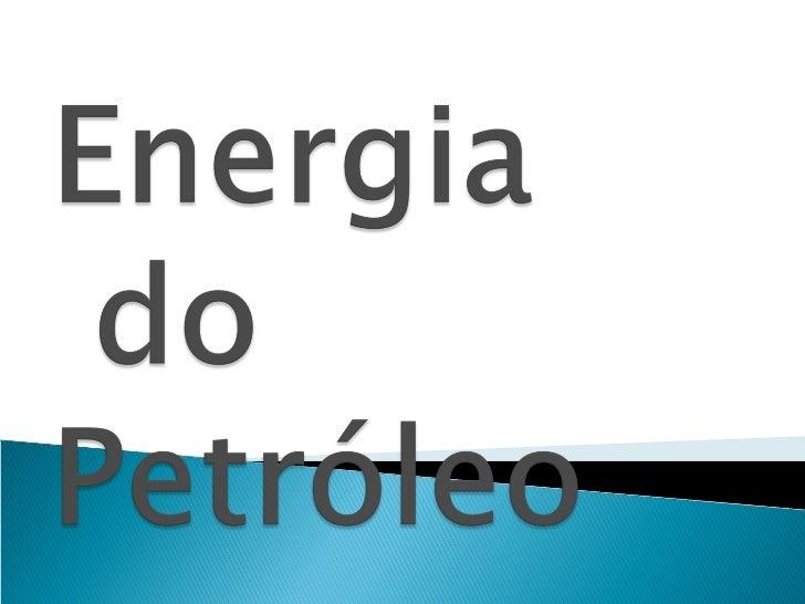 O petróleo é uma mistura de hidrocarbonetos(moléculas de carbono e hidrogênio) que tem origemna decomposição de matéria or...