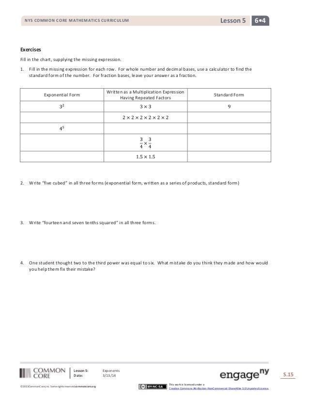 G6 M4 B Lesson 5 S