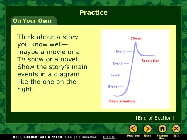 Story elements notes and practice in depth 26 ccuart Image collections