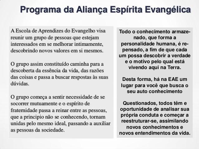 Aprendizes Do Evangelho: Estrutura Da Aliança