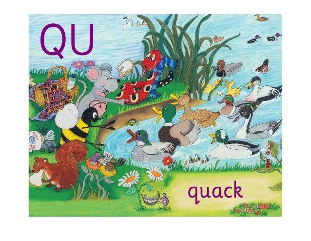 QU quack