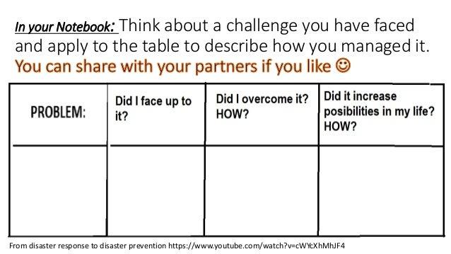 G8 bimester 1 week 1  challenges