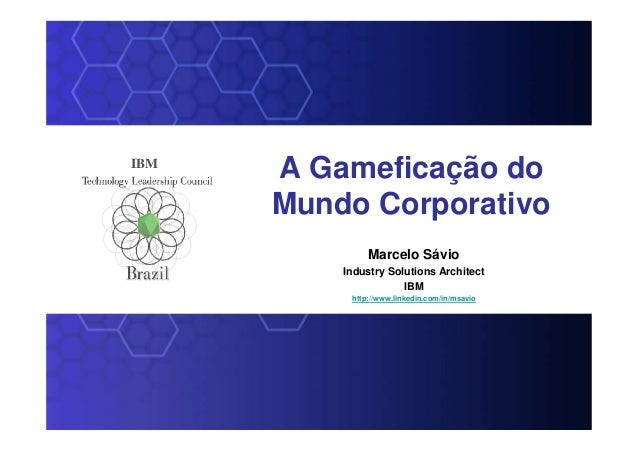 © 2006 IBM Corporation SOA on your terms and our expertise Marcelo Sávio Industry Solutions Architect IBM http://www.linke...