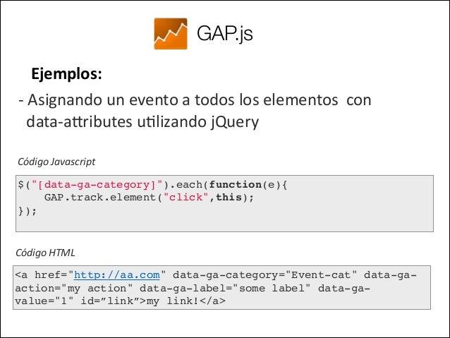 GAP.js  #DEMO