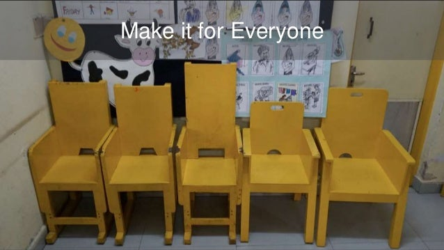Make it for Everyone