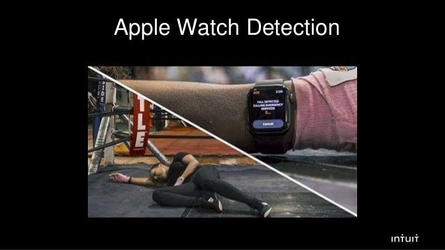 Apple Watch Detection