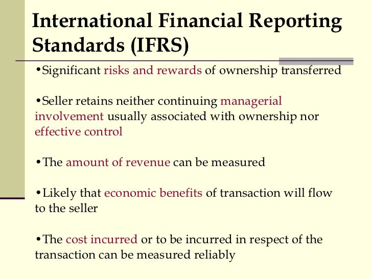 adopting ifrs in canada Table 1 mandatory exceptions and optional exemptions financial reporting in canada under ifrs the effects of adopting ifrs: the canadian experience by.