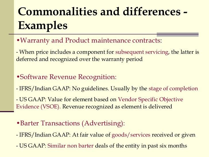 Fundamentals in Software Revenue Recognition