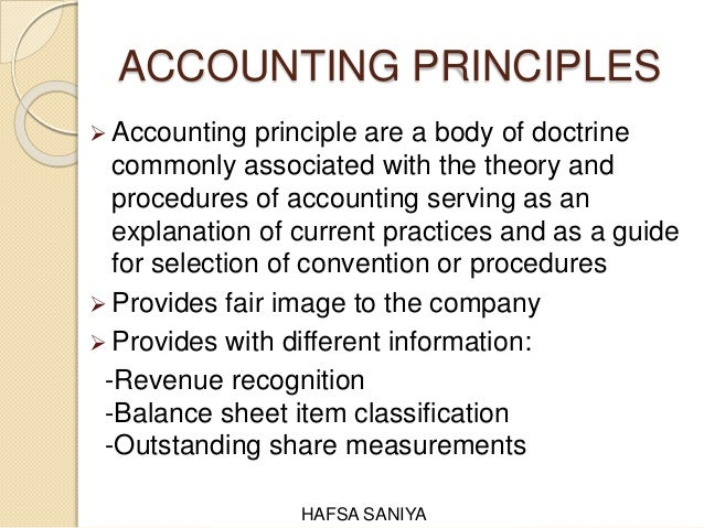 principles of accounting 1