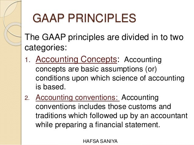 generally accepted accounting principles and fob A video explains the concept of accounting principles in detail highly recommended and useful for beginners in accounting or non- accounting and finance pro.