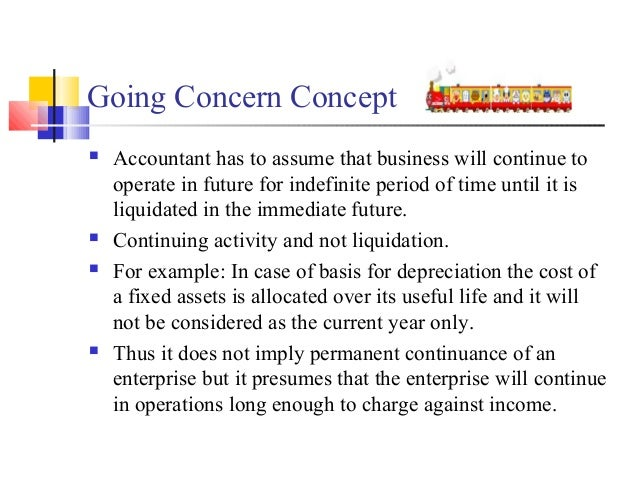 Gaap Concepts And Importance Of Accounting