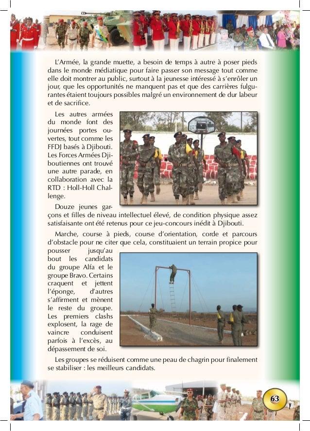 63 L'Armée, la grande muette, a besoin de temps à autre à poser pieds dans le monde médiatique pour faire passer son messa...