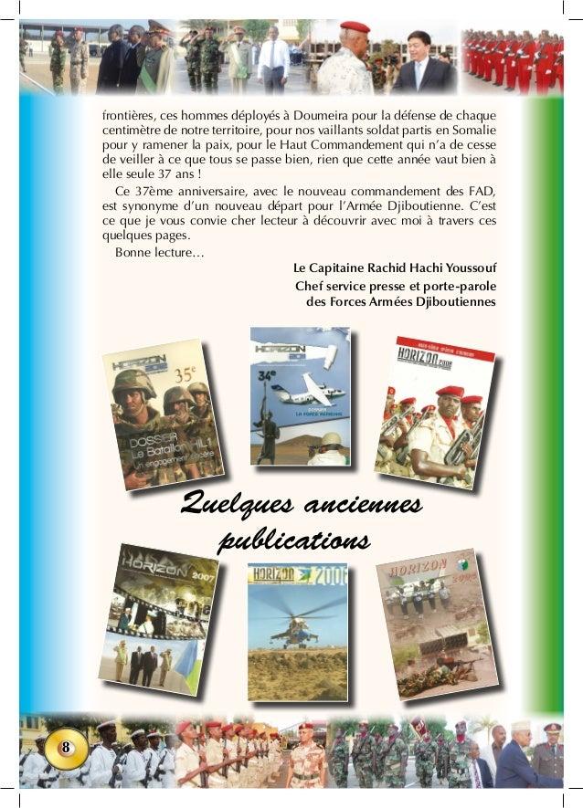 8 frontières, ces hommes déployés à Doumeira pour la défense de chaque centimètre de notre territoire, pour nos vaillants ...