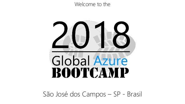 Welcome to the São José dos Campos – SP - Brasil