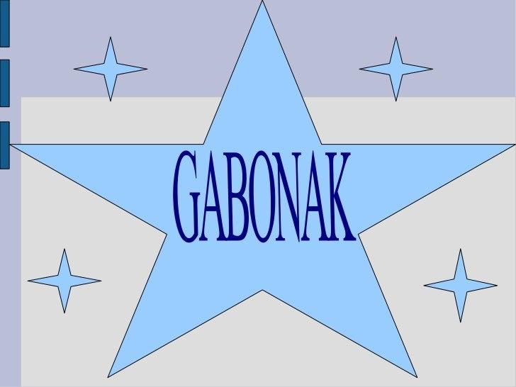 GABONAK