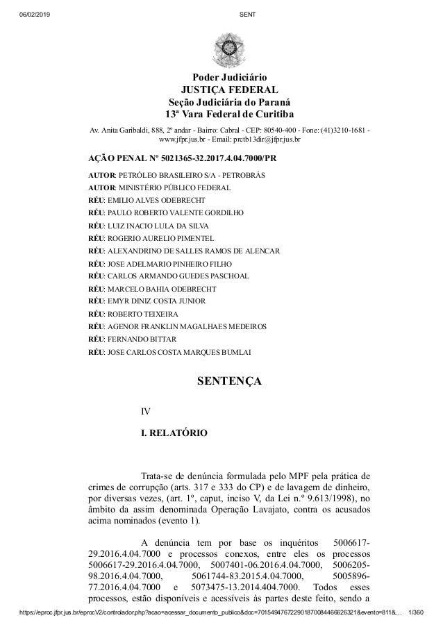 06/02/2019 SENT https://eproc.jfpr.jus.br/eprocV2/controlador.php?acao=acessar_documento_publico&doc=701549476722901870084...