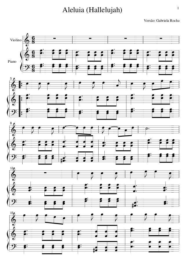 Violino =====================& 6 8 ∑ ∑ ∑ ∑ ß Í Piano =====================& 68 œ»»»»» .œ. »»»»» »»»»» »»»»» œœ œœ œœ œ»»»»...