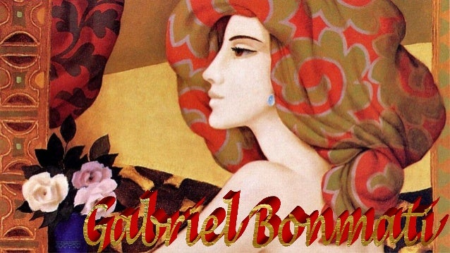 The artwork of Gabriel Bonmati (1928-2005) is a mixture of choice ingredients inspired by his travels around the world. It...