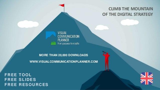 www.visualcommunicationplanner.com www.marketingdistinguo.com MORE THAN 20,000 DOWNLOADS WWW.VISUALCOMMUNICATIONPLANNER.CO...