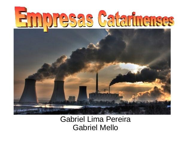 Gabriel Lima Pereira Gabriel Mello