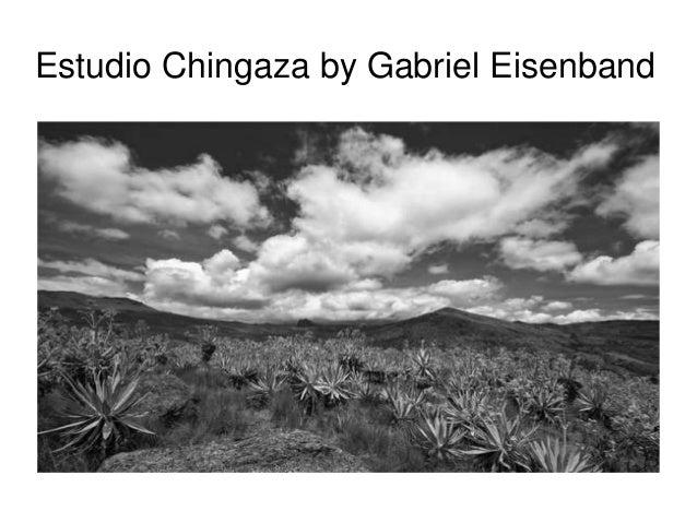 Estudio Chingaza by Gabriel Eisenband