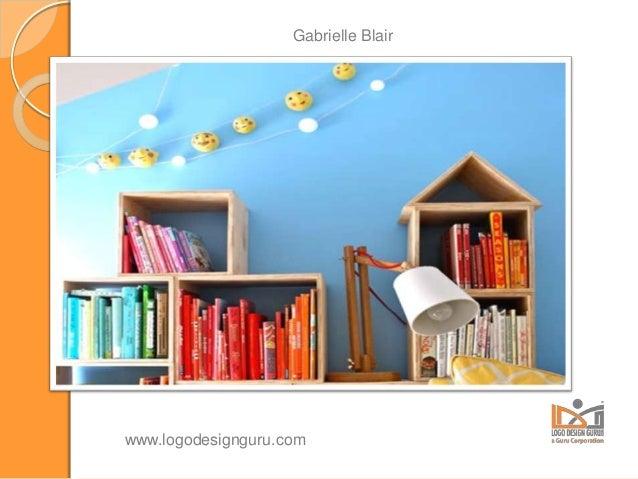 Gabrielle Blair www.logodesignguru.com