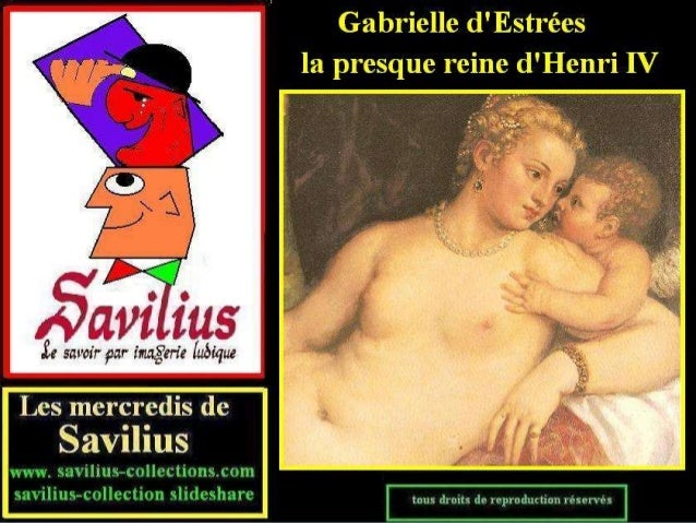 Gabrielle d'Estrées 2
