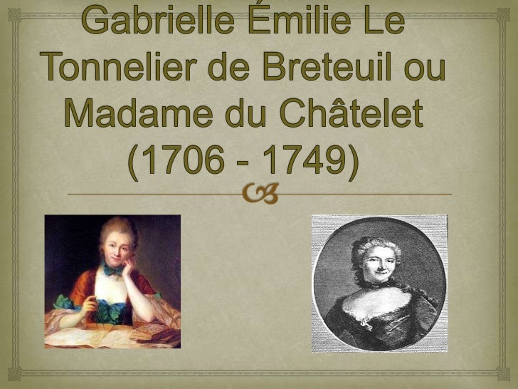 Breve resumo                   Ela não foi gênio científico, foi mais uma  divulgadora da matemática, com grande intelig...