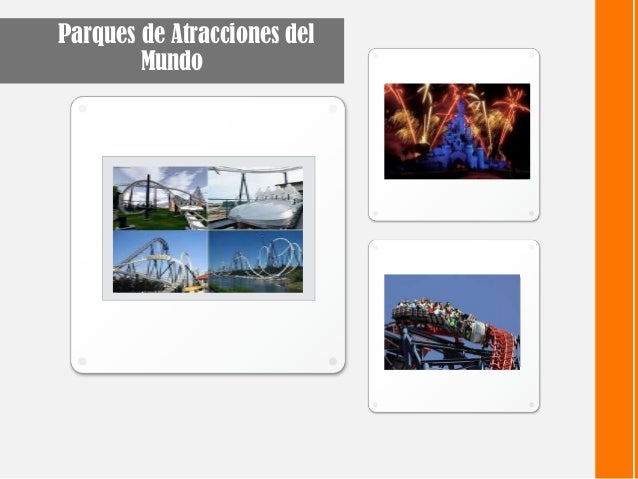 Parques de Atracciones delMundo