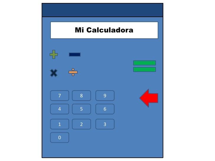 Mi Calculadora <br />7<br />8<br />9<br />4<br />5<br />6<br />1<br />2<br />3<br />0<br />