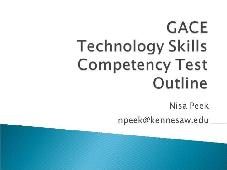 Nisa Peek [email_address]