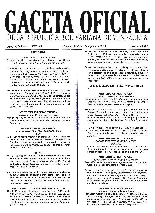 EDICIONESJURISPRUDENCIADELTRABAJO,C.A. RIF:J-00178041-6