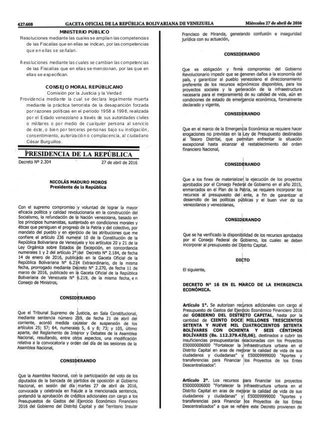 MINISTERIO PÚBLICO Resoluciones mediante las cuales se amplían las competencias de las Fiscalías que en ellas se indican, ...