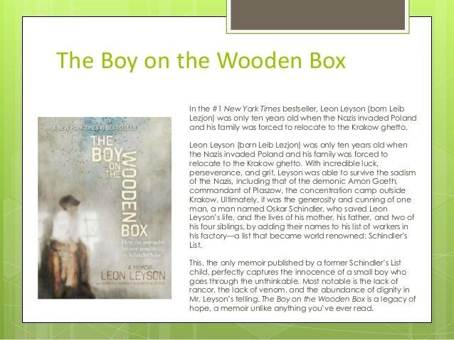 The Boy on the Wooden Box ...  sc 1 st  SlideShare & Ga childrenu0027s book award nominees 2014 2015 Aboutintivar.Com