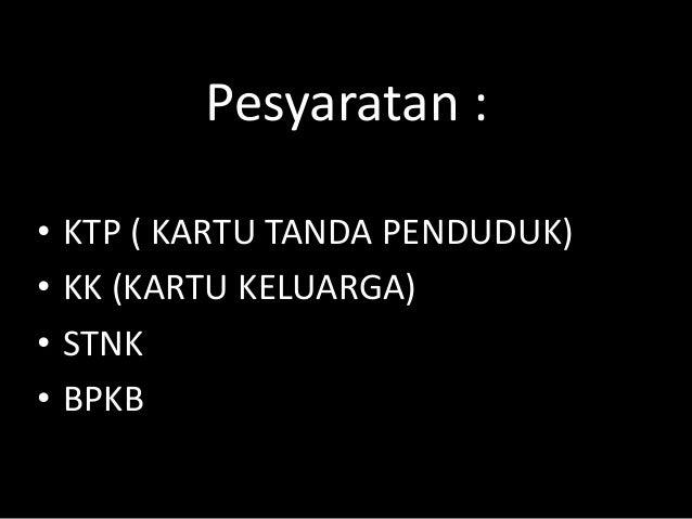 0812 2242 9289 Gadai BPKB Motor Tanpa Survey di Bandung Slide 2