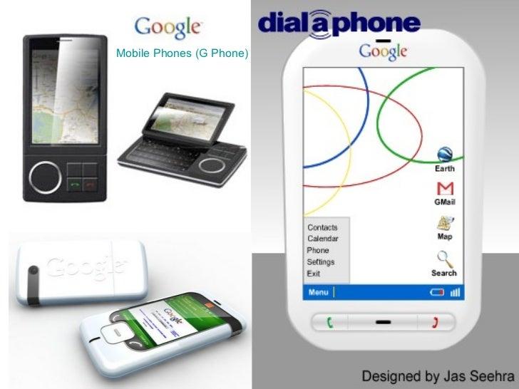 Mobile Phones (G Phone)