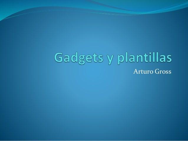 Arturo Gross